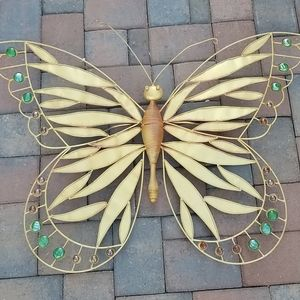 Iron Jeweled Butterfly